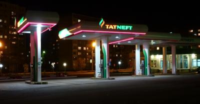 """Tatneft"" Gas station"